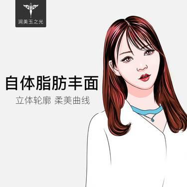 【北京@张亮】自体脂肪填充面部